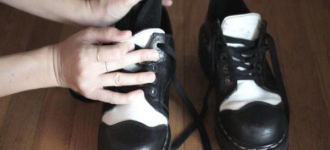 Почему скрипит обувь при ходьбе и как устранить скрип