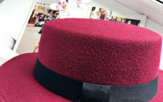 Чистим фетровую, замшевую и соломенную шляпу подручными средствами самостоятельно