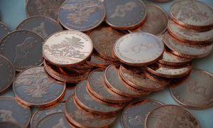 Как очистить старые монеты не выходя из дома