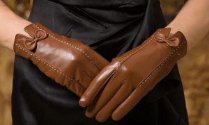 Способы чистки кожаных перчаток