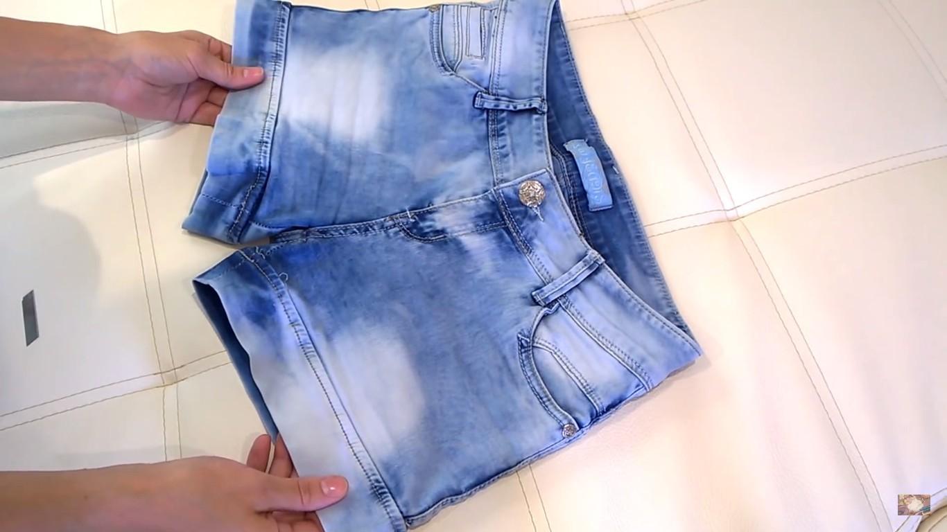 Отбелить можно практически любую джинсовую одежду.