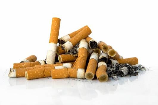 Вдыхание сигаретного дыма вредно для вашего здоровья.