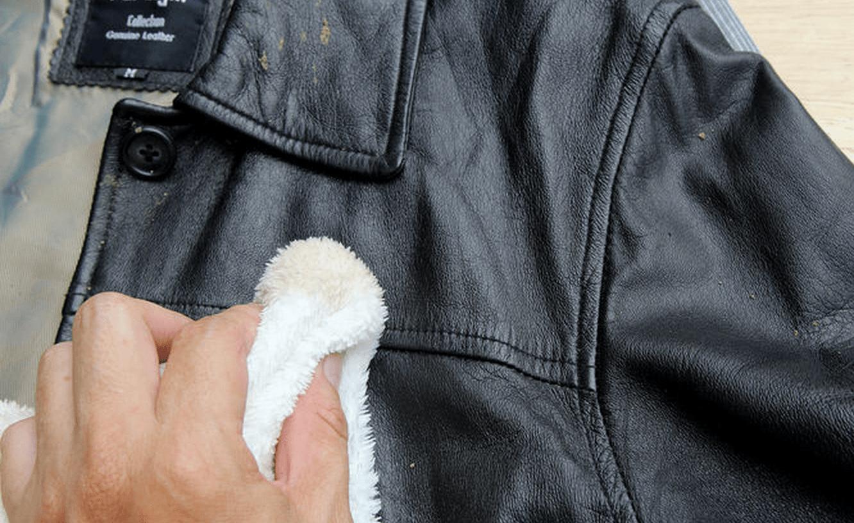 Кожаные изделия выглядят красиво и чистятся легко.