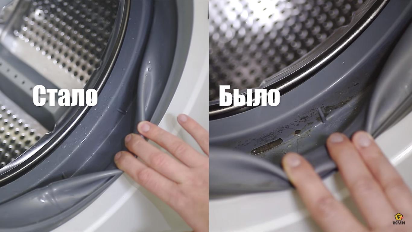 Результат очистки вас поразит, можно восстановить поверхность к новому состоянию.