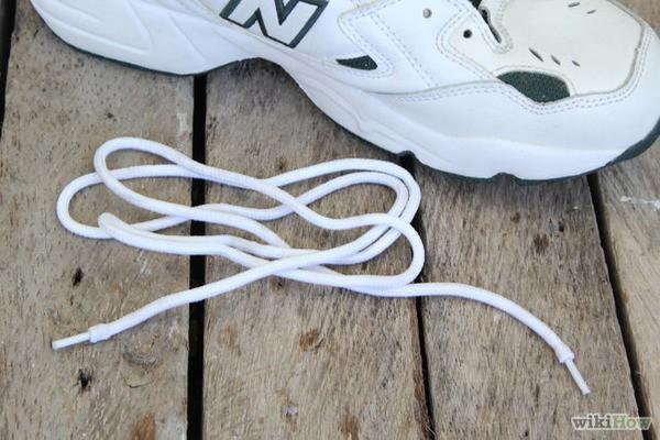 Новые шнурки