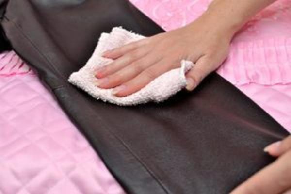 Удаляем блеск от длительной носки