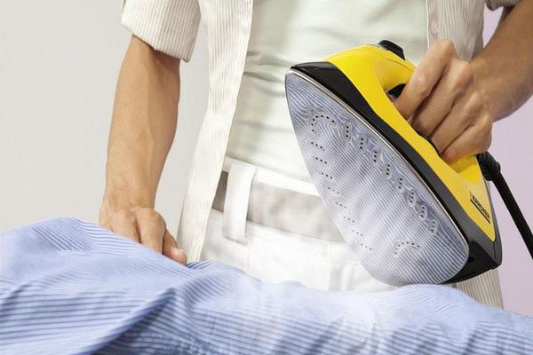 Отпаривание брюк