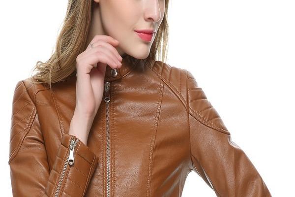 Чистка куртки с тонкой и мягкой кожей