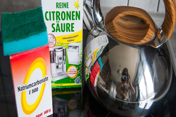 Средства для чистки посуды из нержавейки